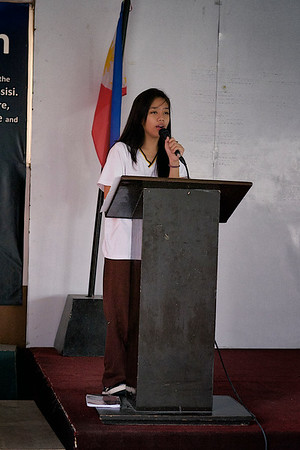 Student Council Proclamation SY 2014-2015