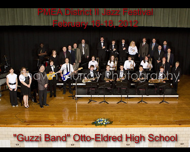 District Jazz Band 2012