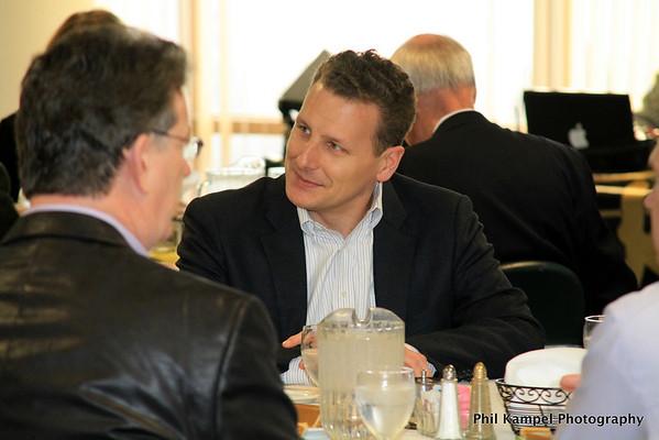 Sac Press Club luncheon January 2013