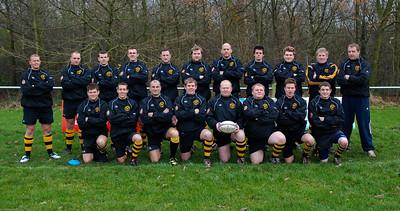 Telford 1st team vs Veseyans