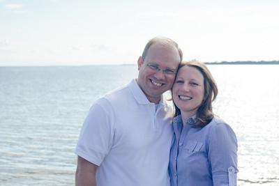 Cynthia and Brian