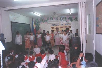 Linggo ng Wika SY 2005-2006