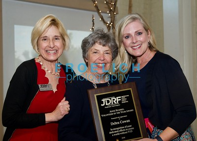 JDRF Annual Meeting '18