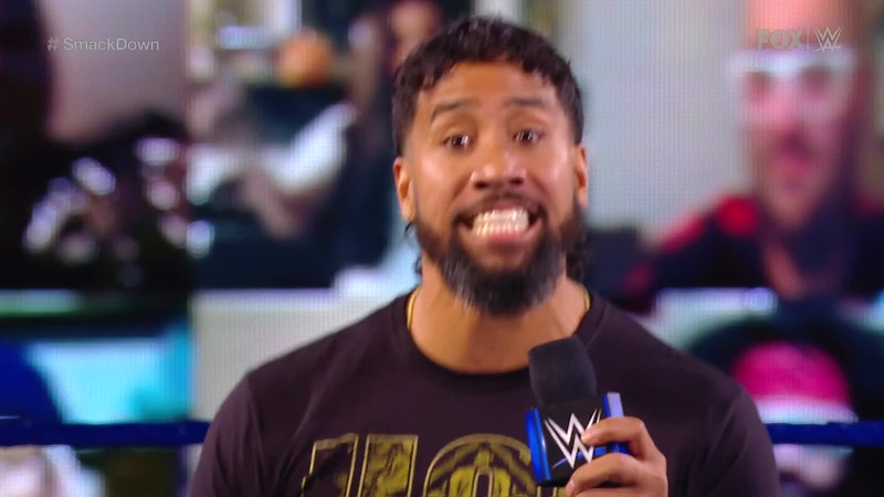 """Roman Reigns wants to hear Jey Uso say """"I Quit"""" SmackDown, O.mp4"""