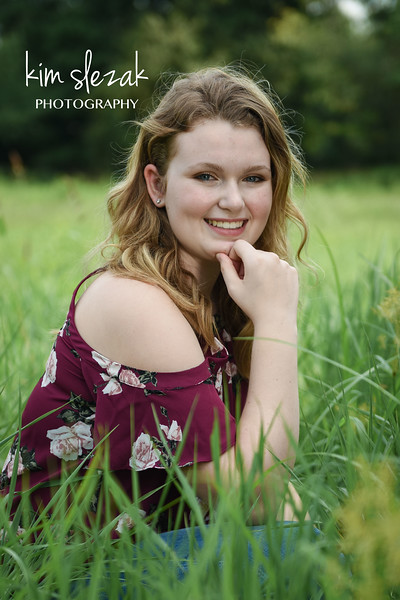 Caleigh Russel's Sr. Pics