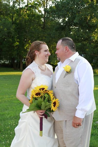 Colleen & George Wedding Photos