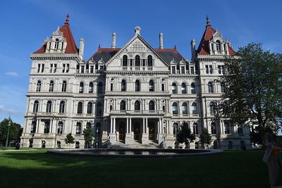 NY, Albany - Capitol, 2018