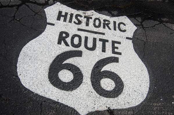 Road trip 2014 - Route 66