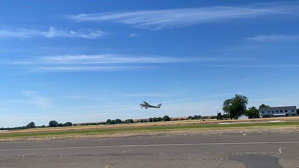 2021-07-01 Flying with Leonard