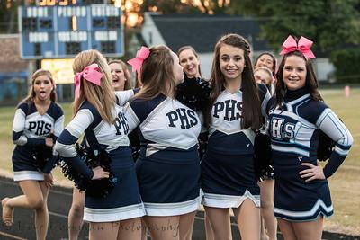 2012 PHS Dance @ PHS vs Clarksville Football