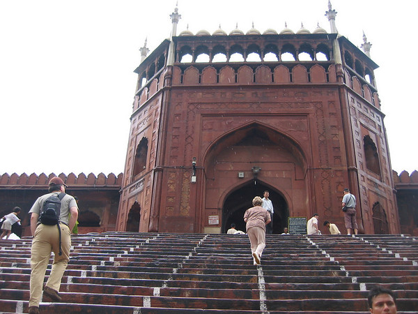 Delhi/Agra 2007