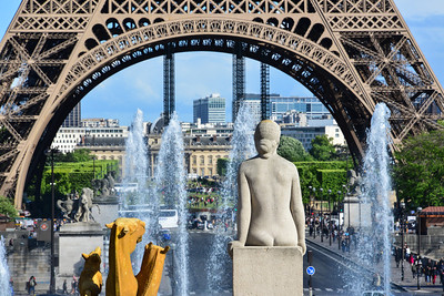 En France...Vallee de la Loire-Normandy-Paris and Versailles