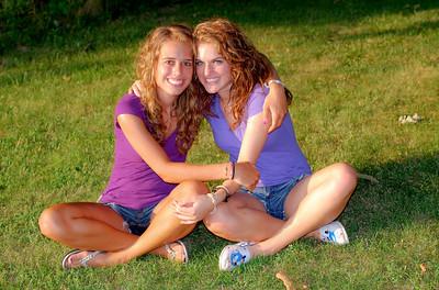 Liz & Katie
