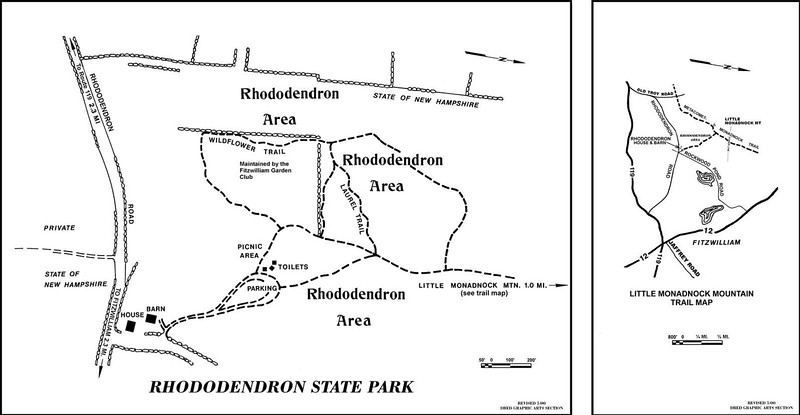 Rhododendron State Park
