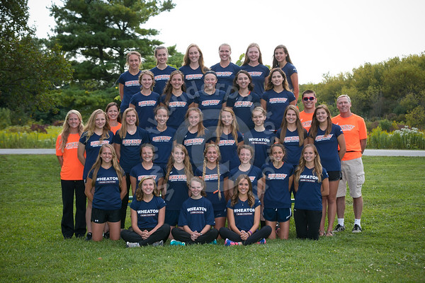 Wheaton College Cross Country 2017