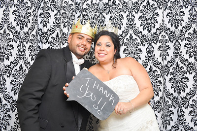 Photo Booth - Esther & Aaron's Wedding