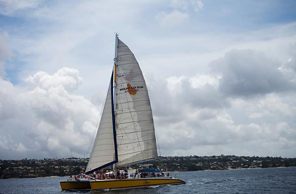 Barbados - Catamaran Cruise