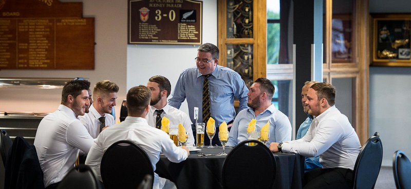 The Guests - Newport RFC End of Season Dinner 2015/16