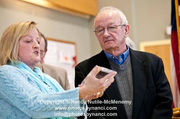 Robert Allen 40 Years with Reading VT
