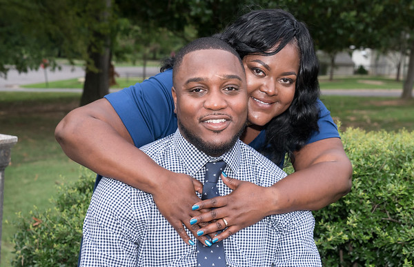 Jerome Wilson & Jocelyn Swearengen Engagement Photos