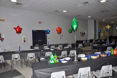Zeta 70's Party 2011