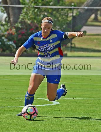 2016: Tulsa-Loyola Marymount soccer