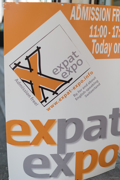 2013 Expat Expo Zurich