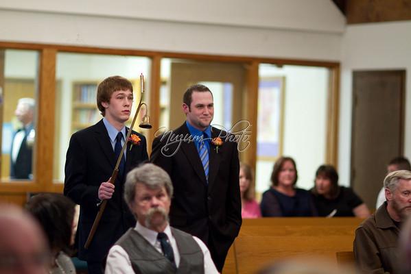 Ceremony - Tiffany and Kevin