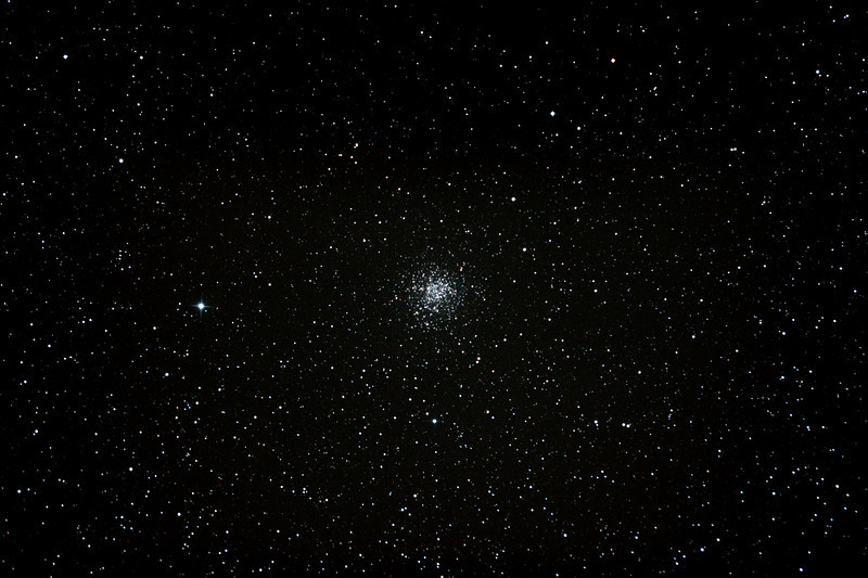 Caldwell 79 - NGC3201 Globular Cluster in Vela - 7/4/2013 (Processed stack)