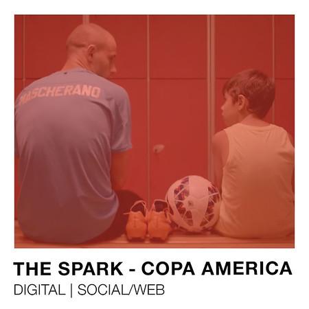 MasterCard The Spark