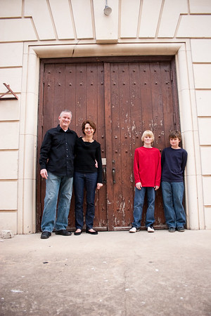 The Carson Family - November 27, 2009