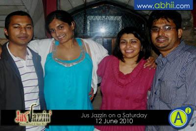 Jus Jazzin - 12th June 2010