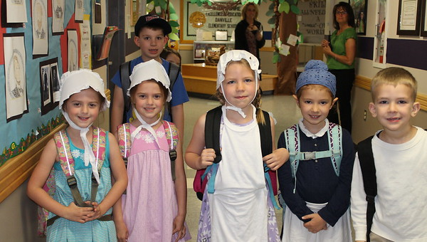 20180601  Colonial Day at Danville School
