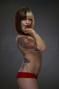 Tabitha Lopez Tattoo Shoot