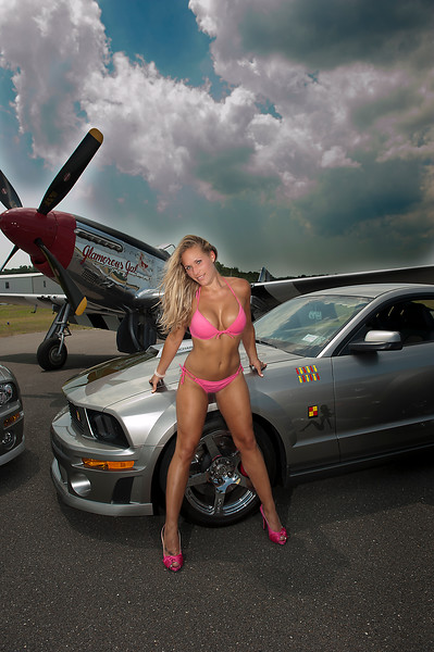 Lynn Car and Plane Pink Bikini_4480.jpg