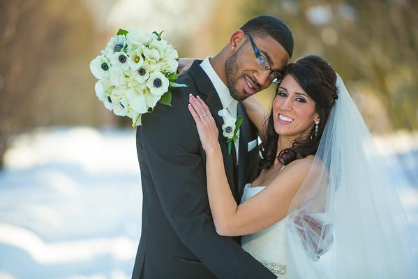 Brandon and Tabitha