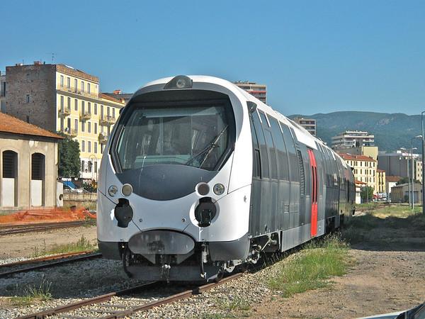 Corsica Trains.