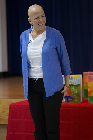 March 4th, 2013 Author Laura Duksta at Country Hills Elementary School Coral Springs, FL
