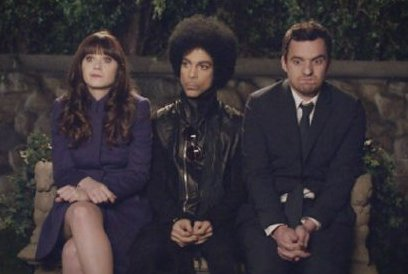 . <p><b>5. PRINCE</b> <p>�New Girl�? ... To quote the great John McEnroe, �YOU CANNOT BE SERIOUS!!!!� <p>   (Photo from YouTube)