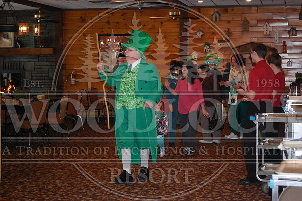 March 13 - St. Paddy's Parade
