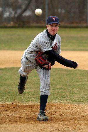 baseball - south v. manhasset