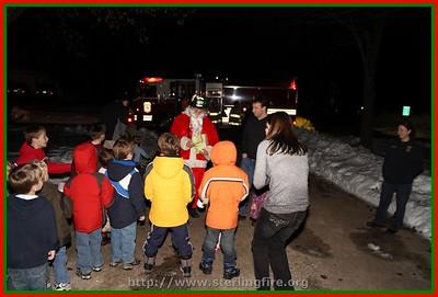 2009-12-23 - Santa Run 2009