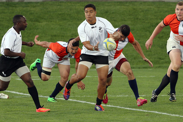 United States Marines 2014 Serevi Rugbytown Seven's