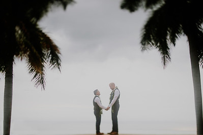 Karl + Jason / Kona Wedding