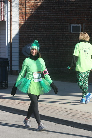 2020 St. Patty's Day Strev Strut in New Baltimore