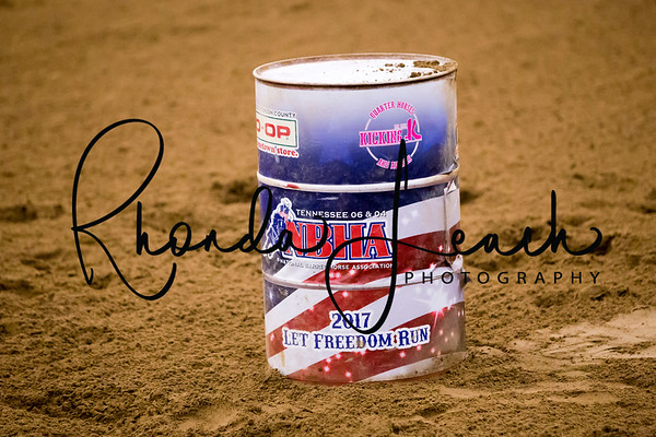 Let Freedom Run NBHA TNO4 & TN06 Youth Barrel Race 5-12-17