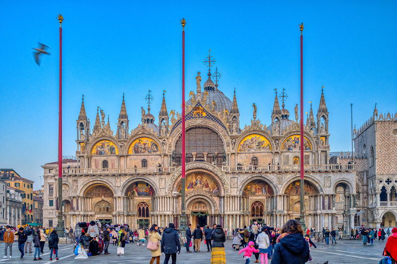 S. Marco Basilica, Venice, Italy