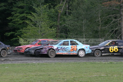 Bear Ridge Speedway 08/07/10