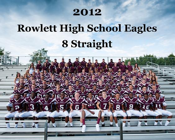 2012-13 Eagle Football