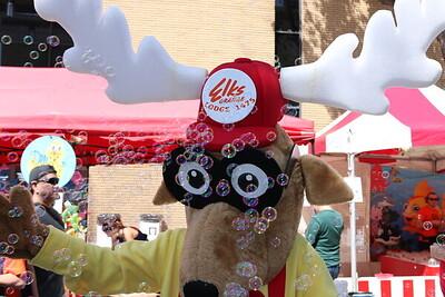8/31/19 Team Elroy at Street Fair